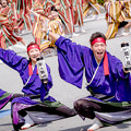 YOSAKOIソーラン日本海彦根三十五万石会場2018 天舞賤ヶ岳