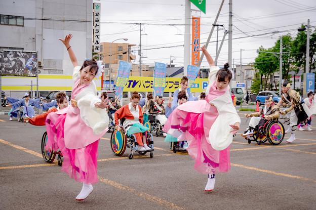Photos: YOSAKOIソーラン祭り2018 動・夢・舞