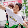 Photos: よさこいinおいでん祭2018 JAみっかびミカちゃんファミリー