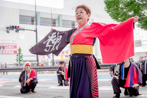 Photos: よさこいinおいでん祭2018 神~JiN~