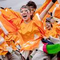 "YOSAKOIソーラン祭り2018 関西大学学生チーム""漢舞"""