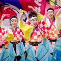 YOSAKOIソーラン祭り2018 北海あほんだら会&ほくほくフィナンシャルグループ