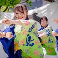 犬山踊芸祭2018 愛知江南短期大学よさこいサークル飛鳥