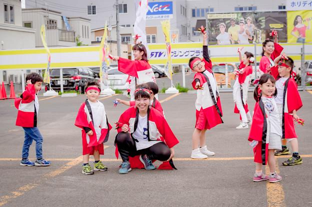 YOSAKOIソーラン祭り2018 exciting 蔵・平岸
