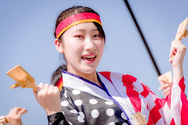 堺よさこいかえる祭り2018 よさこいち~夢 笑輝