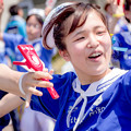 銭形よさこい2018 高知県青年にぎわいボニートfrom3.11