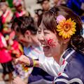 Photos: 銭形よさこい2018 うらじゃ連陽舞笑