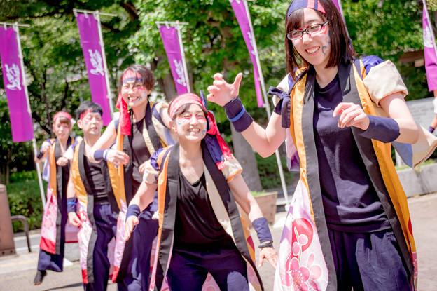 うらじゃ2018 うらじゃ連 源喜 -GENKI-