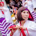 写真: よさこい祭り2018 菜園場競演場 黒崎wavsav