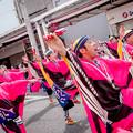 よさこい祭り2018 菜園場競演場 とらっくよさこい(ちふれ)