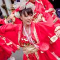 Photos: よさこい祭り2018 菜園場競演場 HAIRMAKE SALON FACE