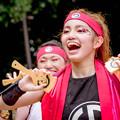 写真: にっぽんど真ん中祭り2018 安濃津よさこい HAPPY ARCHIVE