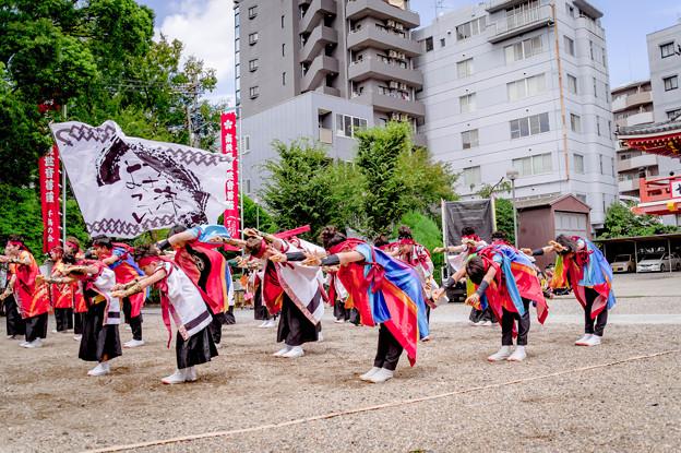 にっぽんど真ん中祭り2018 安濃津よさこい HAPPY ARCHIVE