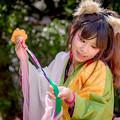 にっぽんど真ん中祭り2018 桜