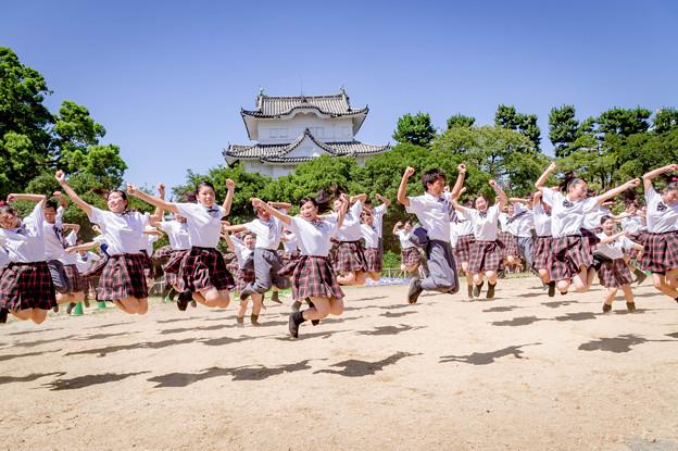 にっぽんど真ん中祭り2018 中京高校保育class『love kids』