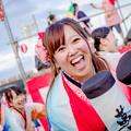 写真: こいや祭り2018 夢源風人
