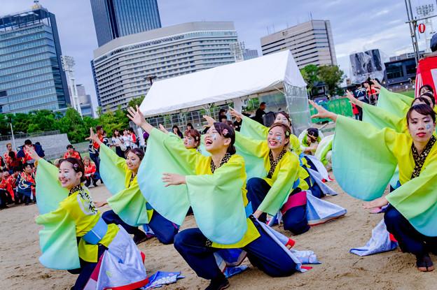 こいや祭り2018 京炎そでふれ!華羅紅