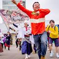 みちのくYOSAKOIまつり2018 踊り子集団乱乱流
