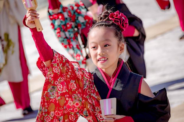 ゑぇじゃないか祭り2018 和泉 「愛」