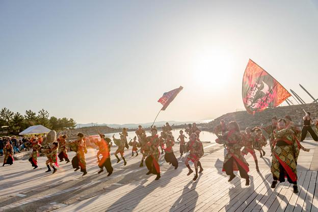 ゑぇじゃないか祭り2018 チームパエリアジュニア