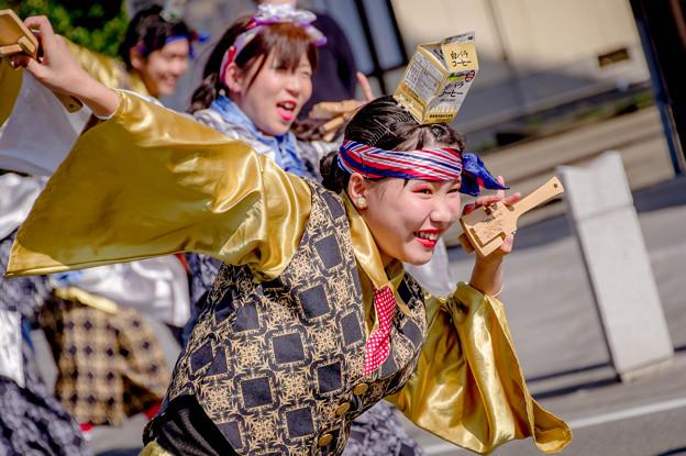 赤穂でぇしょん祭り2018 おどり屋笑颱