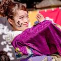 龍馬よさこい2018 京炎そでふれ!志舞踊
