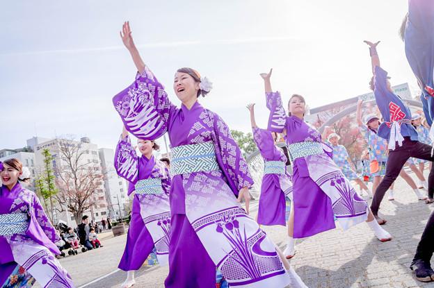 四日市よさこい2018 祭舞WaiWai