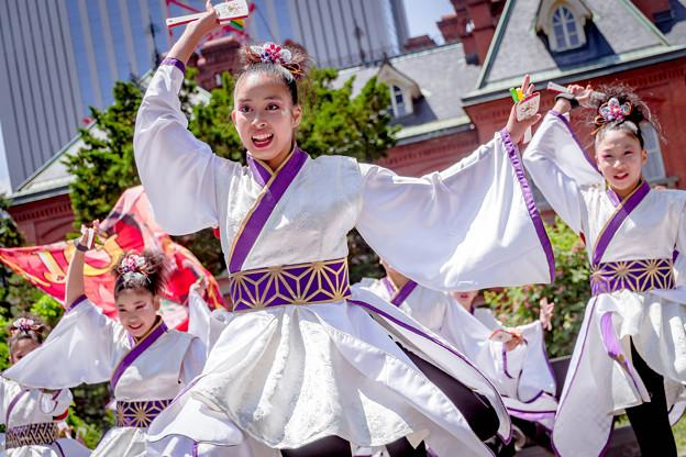 YOSAKOIソーラン祭り2019 AJG KIDS