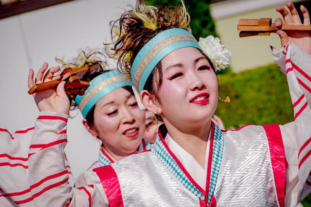 斐川だんだんよさこい2019 HIKAWA Jeune