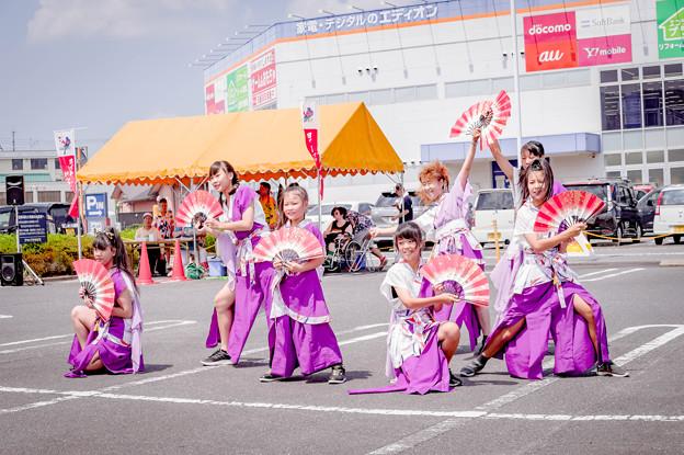 ござれGO-SHU!2019 天童キッズよさこいサークル