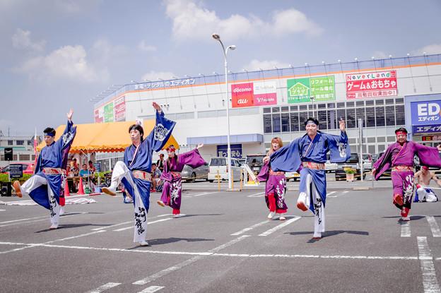 ござれGO-SHU!2019 江州大舞隊