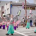 よさこい祭り2019 学校法人やまもも学園芸術学園幼稚園  上町競演場