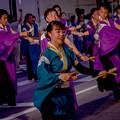 よさこい祭り2019 高知高専学生会 愛宕競演場