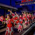 よさこい祭り2019 七福よさこい連祝禧 愛宕競演場