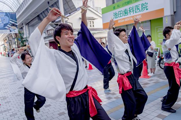 YOSAKOI高松祭り2019 学生よさこいチーム~粋恋~
