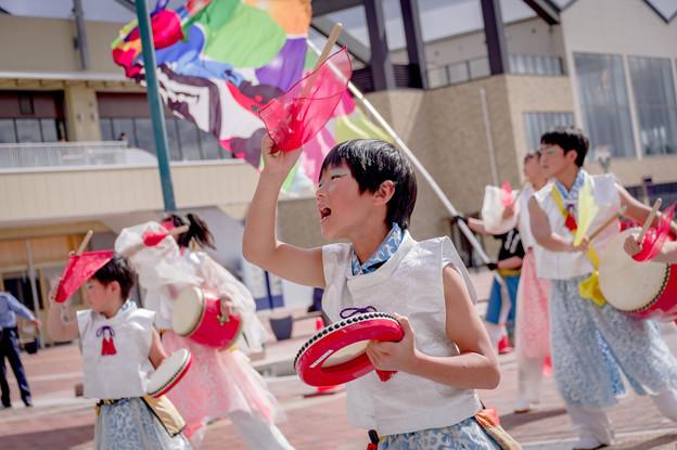 YOSAKOIさせぼ祭り2019 うきうきっず