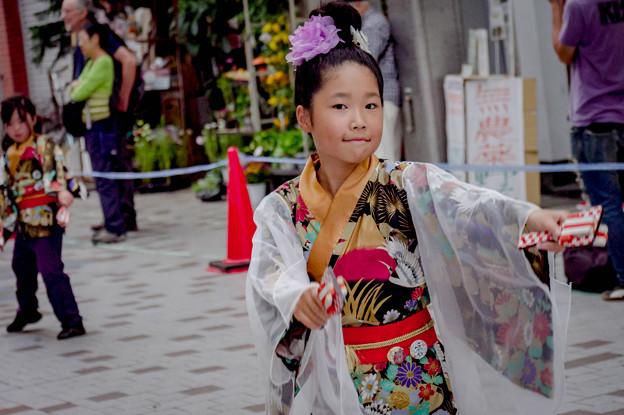 YOSAKOI高松祭り2019 こうべりや support by 山兆水産