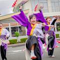 Photos: 御食国若狭おばまYOSAKOI祭2019 Yosakoi Team 一新