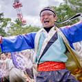 Photos: YOSAKOI高松祭り2019 岡山うらじゃ連蓮雫