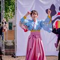 Photos: おんさいEXPO2019 ピーマンサンバ隊 with 志響