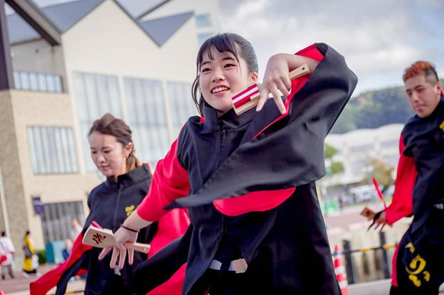 YOSAKOIさせぼ祭り2019 Team Uto 侍