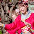 Photos: おどるんや秋まつり2019 楠見おどりっ子隊