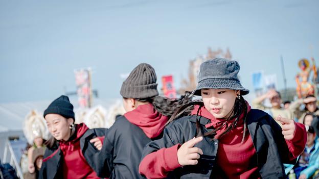 Photos: 大立山まつり2020 Cheerful Show
