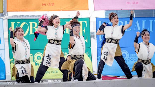 神戸アライブ2020 愛知淑徳大学鳴踊