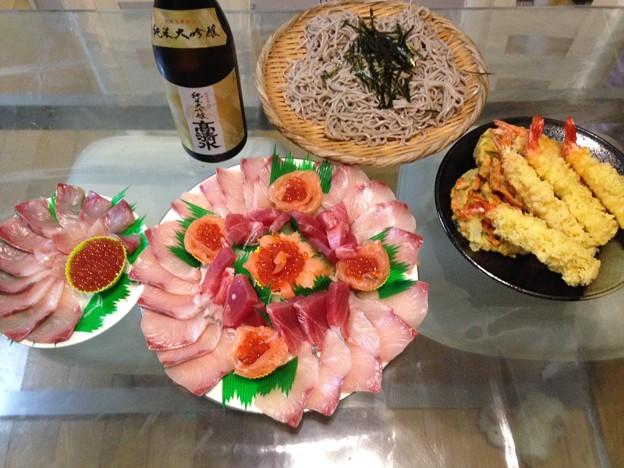 Photos: 大晦日ご飯