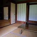 Photos: 西川家別邸の和室
