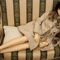 写真: コートを買いました