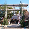 Photos: 大晦日の清見原神社
