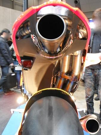 去年のMotoGPのストーナーのマシン