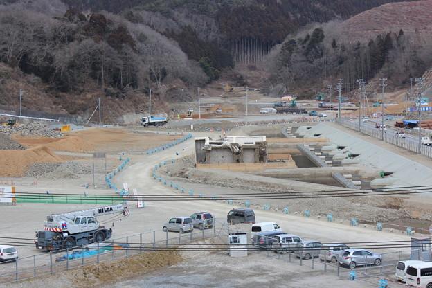 26.1.28倒壊した石巻警察署女川交番